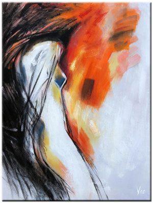Erotisch schilderij