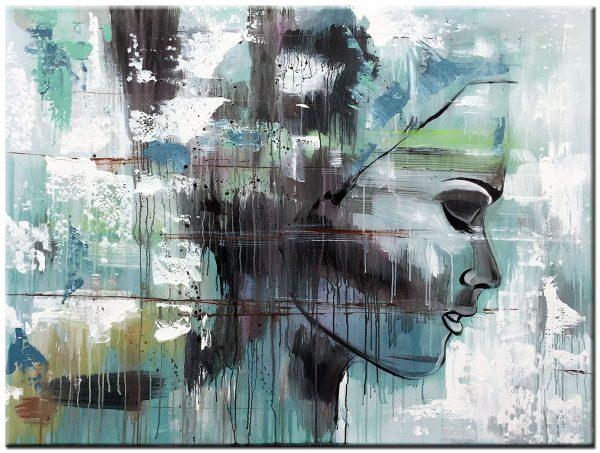 spiritueel schilderij