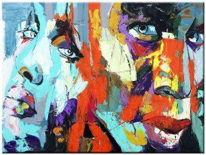 figuratief schilderij