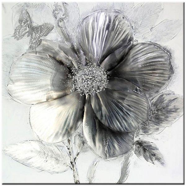 bloem schilderij