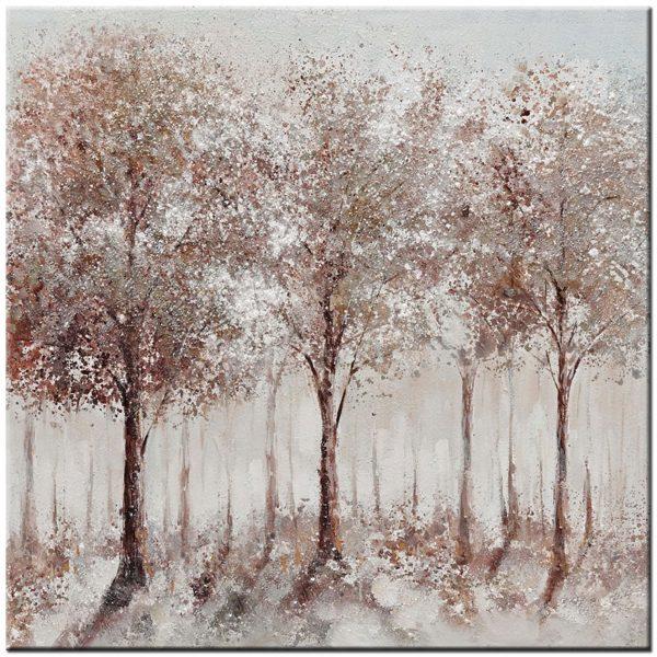 bomen schilderij