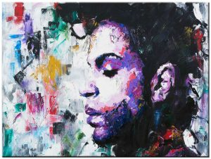 Prince schilderij