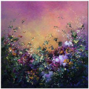 bloemen schilderij