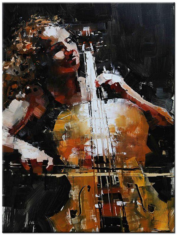 Celliste schilderij