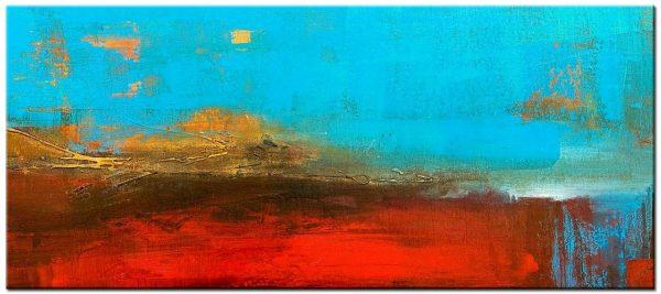 abstract modern XXL schilderij