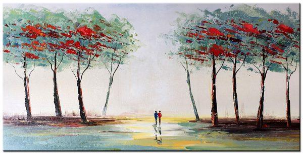 modern groot XXL schilderij