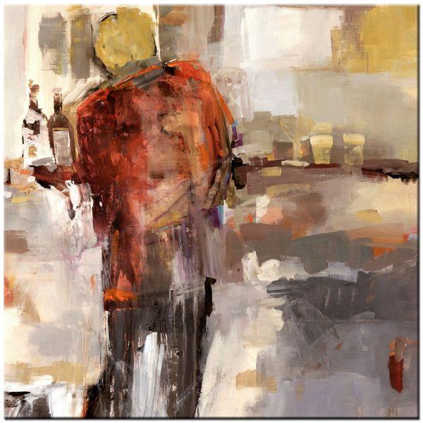 ober modern schilderij