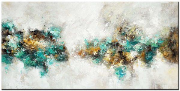 XXL Schilderij modern abstract